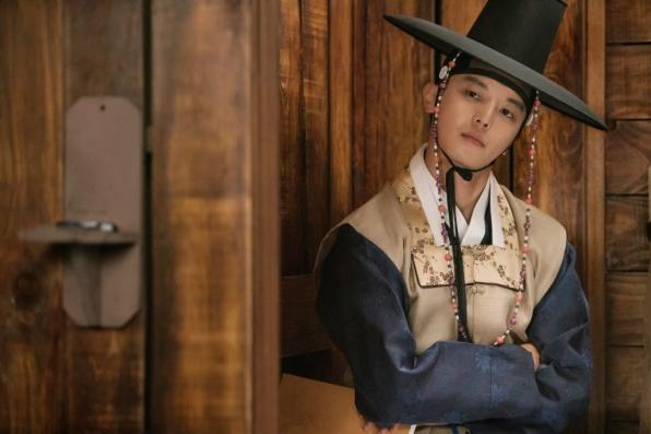 Yeon Woo Jin, plus stylé que jamais
